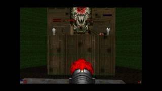 Doom II Final Level