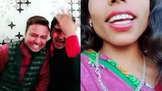 Ashu kne all duet vigo video | ashu kne new vigo video | latest ashu kne