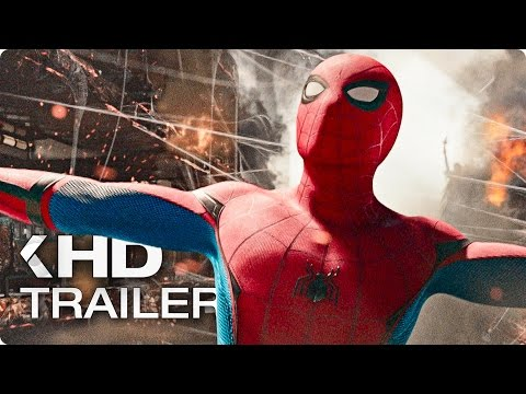 SPIDER-MAN: Homecoming Trailer 2 German Deutsch (2017)