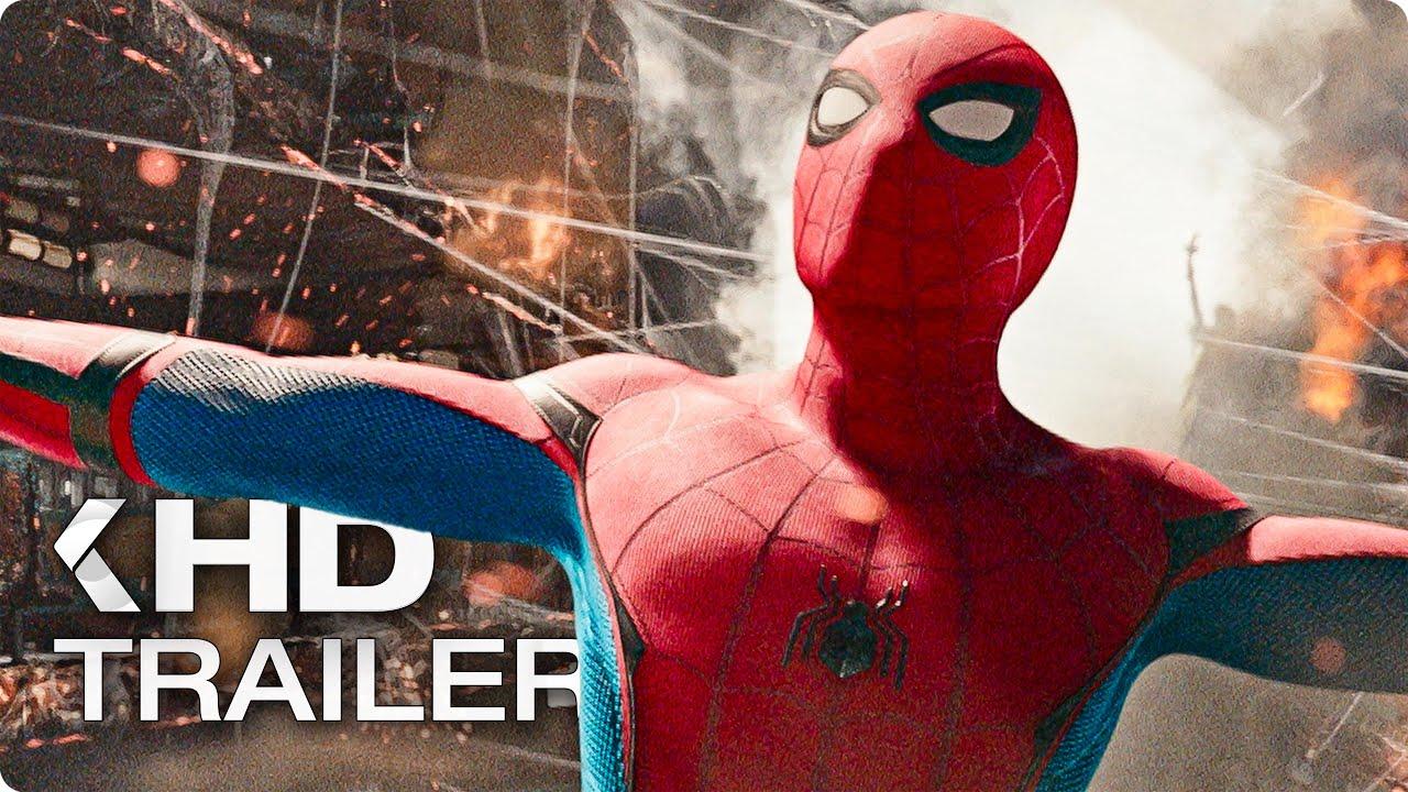 Spider Man Homecoming Trailer 2 German Deutsch 2017