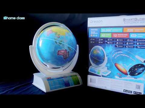 Oregon Scientific Smart Globe 點讀地球儀 AR Advanced Model