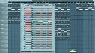 Basto - I Rave You (Give It To Me) Beatheaven FL Studio Remake
