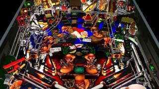 Worms Pinball - Airstrike