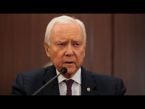 With Hatch's retirement, Trump is losing and ally — and might be gaining a foe