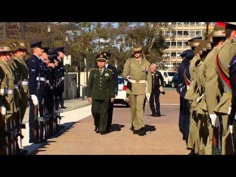 General Fan Changlong visit