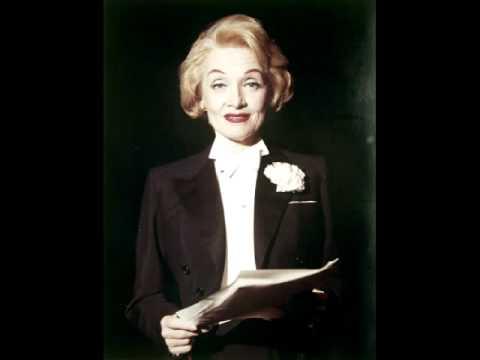 Marlene Dietrich - Es liegt in der Luft mp3