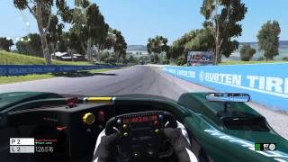 project cars with g27 wheel at 1080P with 60FPS playback!!!! :0