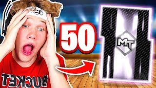 CRAZY *50* GALAXY OPAL PULLS IN ONE VIDEO NBA 2K19