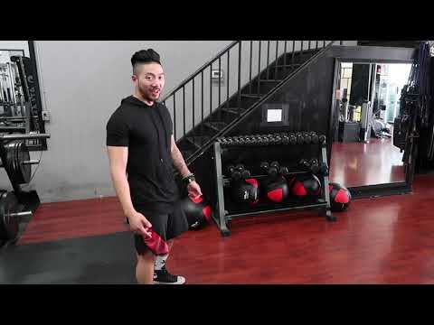 Crux Fitness Gym Tour | Personal Trainers - Richmond BC, Canada