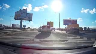 #4 Bratislavské cesty - V znamení BMW a SUV  | Slovak dashcam