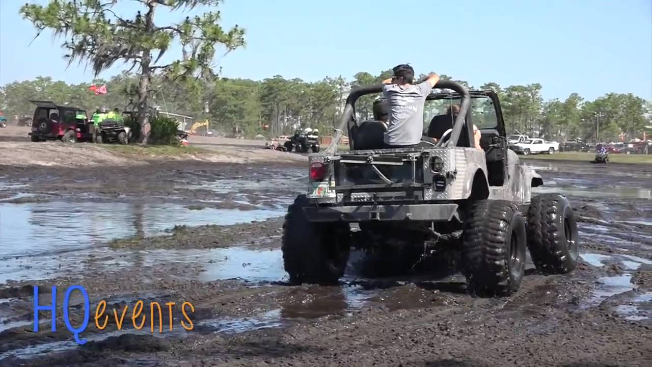 Chilling In The Mud | Triple Canopy Ranch 2015 & Chilling In The Mud | Triple Canopy Ranch 2015 - YouTube