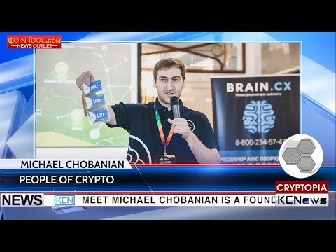 KCN People Of Crypto - Michael Chobanian