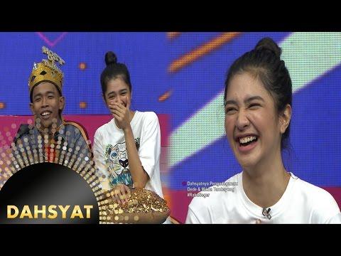 Mikha Gak Kuat Akting Bareng Dede [Dahsyat] [7 Des 2016]