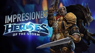 Novedades de Heroes of the Storm | BlizzCon 2015