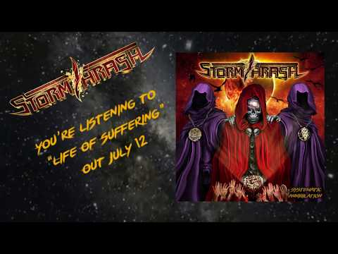 Stormthrash - Life Of Suffering (OFFICIAL AUDIO TRACK)
