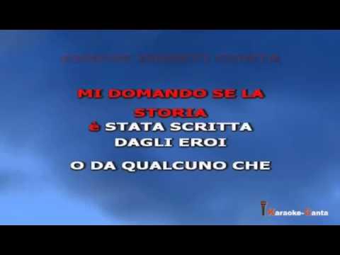 Fabrizio Moro - Libero (video karaoke)