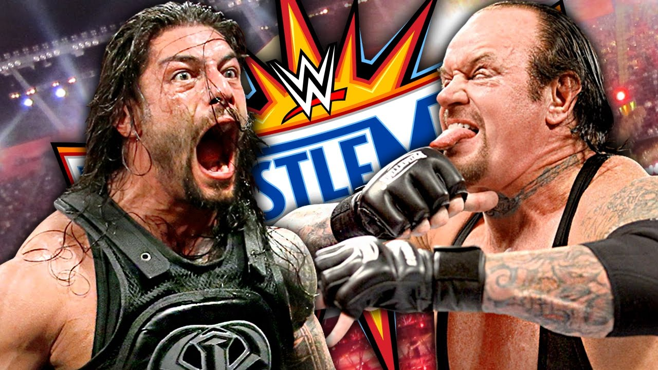 The Undertaker Hd Wallpaper 5 Ways Roman Reigns Vs Undertaker Can End At Wwe