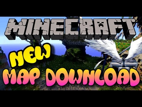 NEW PS3/PS4 Minecraft Maps W/Download