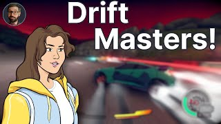Inertial Drift Review | Great driving mechanics (Video Game Video Review)