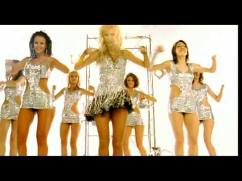 Andreea Balan Baby Get Up And Dance Official Music Video  Youtube
