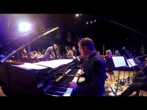 Marius Neset & The London Sinfonietta 'Snowmelt' performed at LSO St Lukes in London