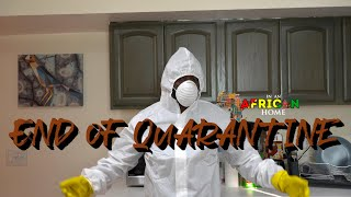 Download Clifford Owusu Comedy - In An African Home: End of Quarantine (Back to Work)