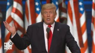 Trump: The system is rigged against our citizens