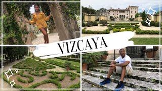 MIAMI VLOG: VIZCAYA MUSEM & GARDENS - A Miami Gem. 4K Cinematic video