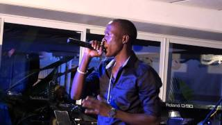 Laden performing STILL HOT & Time To Shine @ Chino Album Launch