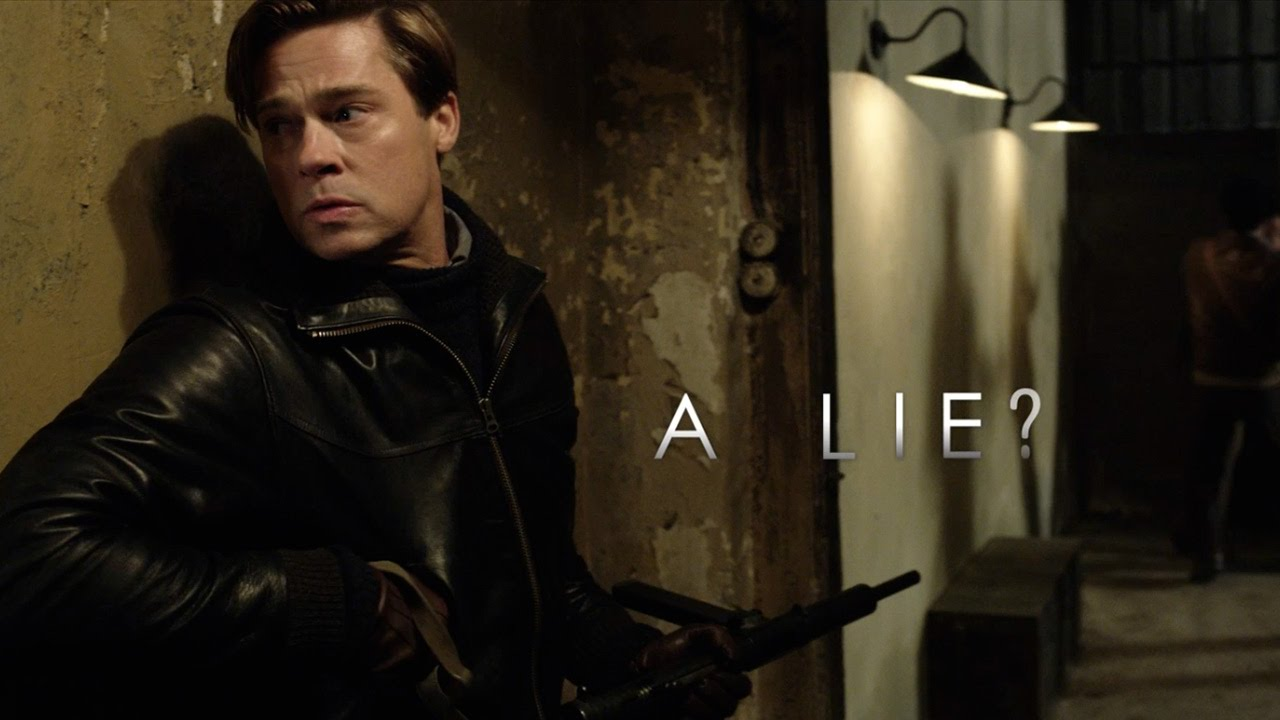 """Allied (2016) - """"Lies"""" - Paramount Pictures"""