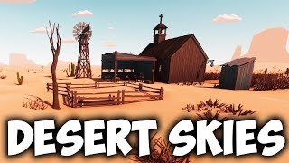 ЗОЛОТАЯ ПЕЩЕРА РЕЦЕПТ ПАТРОНОВ И НУЖНЫЕ ГРИБЫ   ВЫЖИВАНИЕ В Desert Skies 3