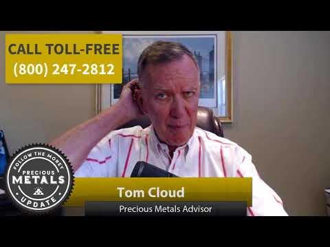 Precious Metals Market Update - Tom Cloud (6/13/18)