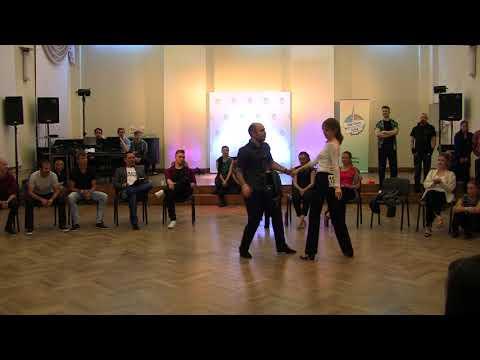 Advanced JnJ   Aleksandr Rozhkov   Jennina Farm   Old Town Swing 2018