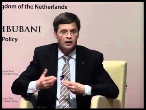 2011 Lee Kuan Yew School of Public Policy - Europe's major potential in the global village