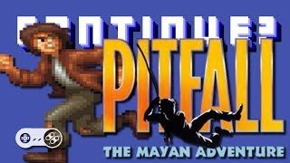 Pitfall: The Mayan Adventure (SNES) - Continue?