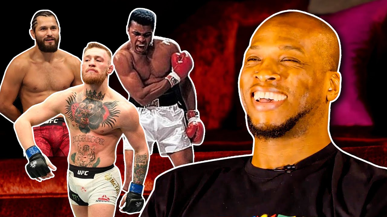 Download Michael Venom Page Reacts To The Biggest Showboaters in MMA & Combat Sports