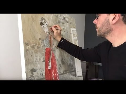 Artist Gregory Mason shares his thoughts on Cass Art Artists' Oil Colour