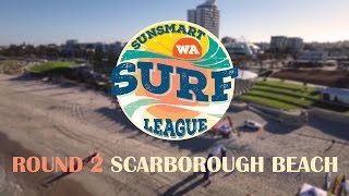 SunSmart WA Surf League Round 2 | Scarborough Beach