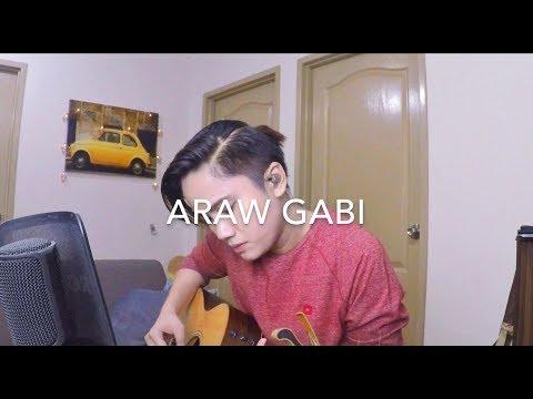 Araw Gabi - Regine Velasquez (KAYE CAL Acoustic Cover)