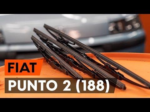 VW POLO 4 (9N) ablaktörlő lapát csere [ÚTMUTATÓ AUTODOC] from YouTube · Duration:  1 minutes 18 seconds