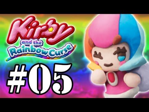 Let's Play: Kirby and The Rainbow Curse - Parte 5 - Vamos a La Playa
