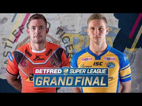 Castleford Tigers vs. Leeds Rhinos - Betfred Super League Grand Final Highlights