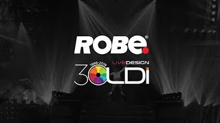 ROBE lighting at LDI 2018