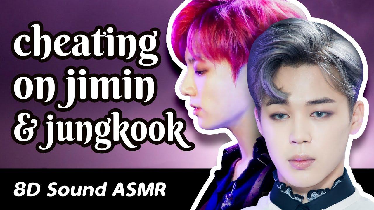 😜[Eng][ASMR] Cheating on Jungkook & Jimin | BTS ASMR | Korean ASMR | Jungkook ASMR | Jimin ASMR