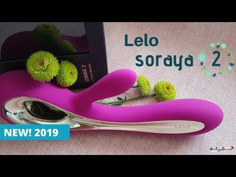 Lelo Soraya 2 Demo: Lelo Upgraded Its Best Rabbit Vibrator!