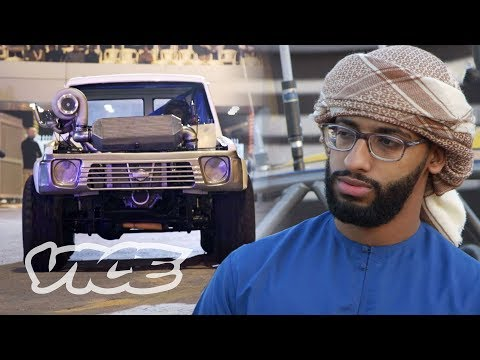Off-Roading Abu Dhabi's 'Hill of Horrors'