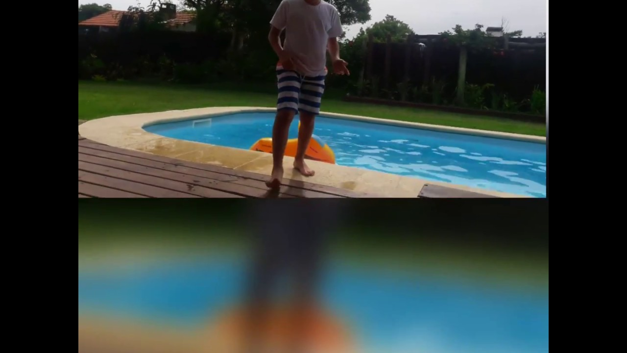 me tiro a la piscina con ropa 2 youtube