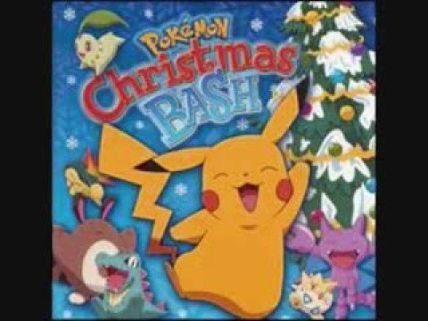 Pokemon Christmas.Pokemon Christmas Bash 01 Pokemon Christmas Bash