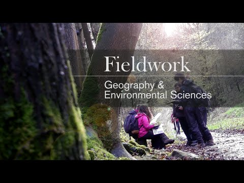 Fieldwork: Geography and Environmental Sciences - University of Birmingham