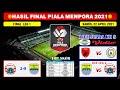 Hasil Final Piala Menpora Hari Ini ~ PERSIJA VS PERSIB Final Piala Menpora 2021 Leg 1